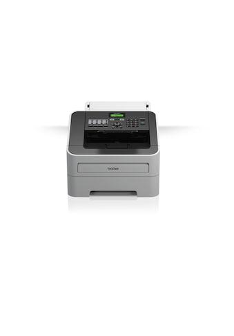 Brother »Kompaktes Laserfax für den Arbeitsplatz« Faxgerät kaufen