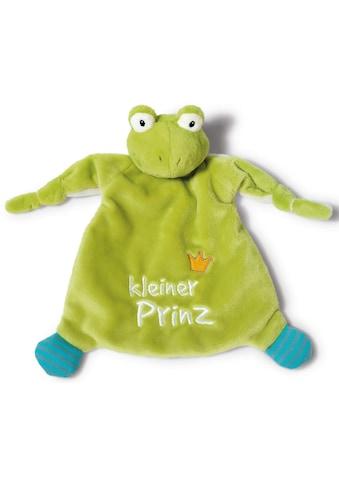 """Nici Schmusetuch """"My First NICI Kollektion, Froschkönig, Kleiner Prinz"""", (1 - tlg.) kaufen"""