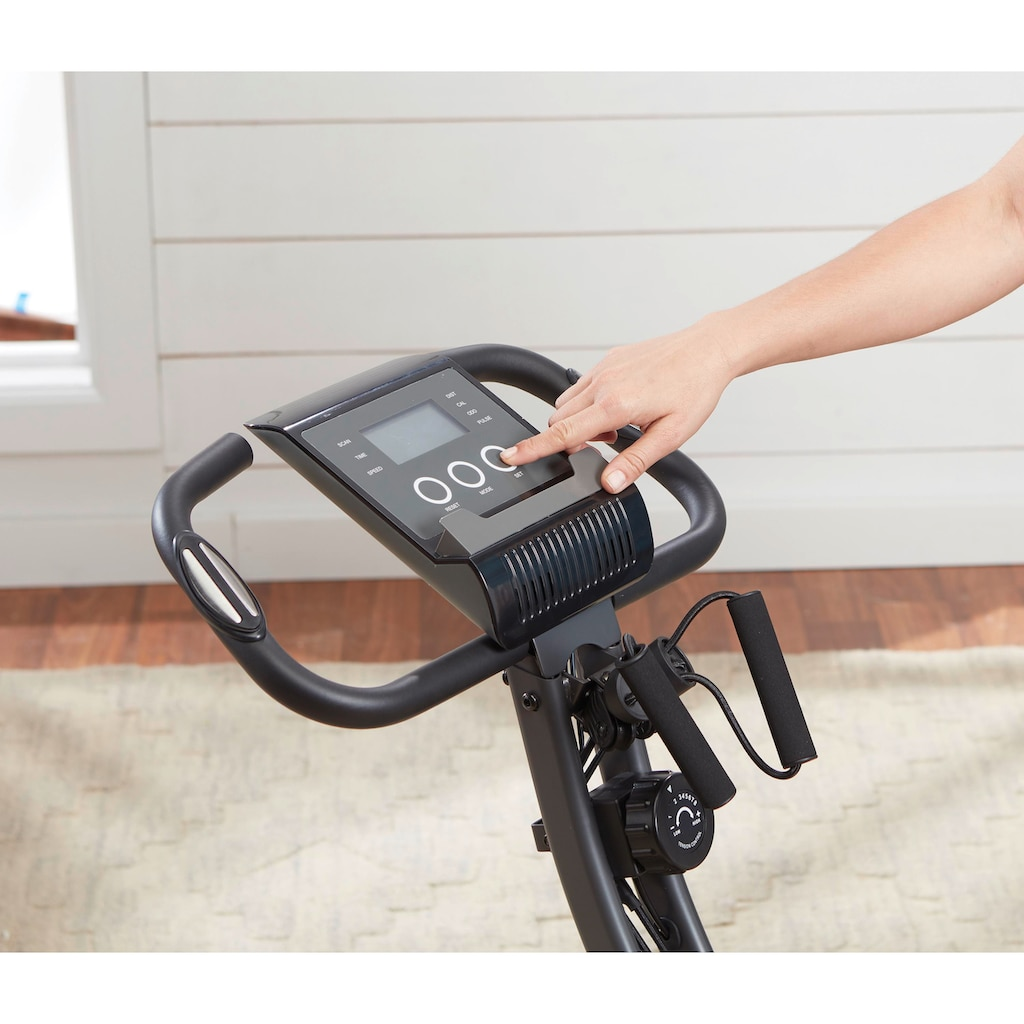 MediaShop Heimtrainer »Slim Cycle«, das Original aus dem TV, inkl. 2 Widerstandsbänder