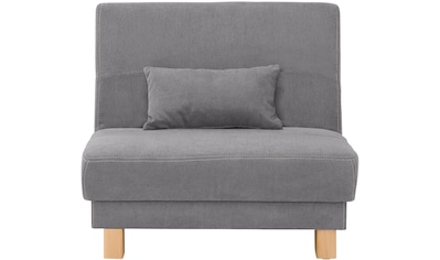 Home affaire Schlafsofa »Luisant«, vom Sofa zum Bett mit einem Handgriff, in 4 Breiten, Inkl. Nierenkissen kaufen