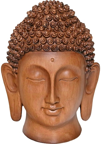 Home affaire Buddhafigur »Holzoptik« kaufen