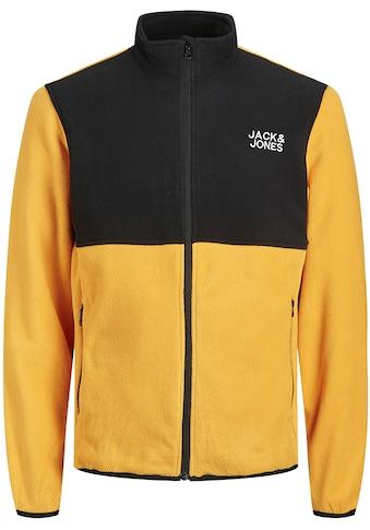 Jack & Jones Junior Sweatjacke, mehrfarbig kaufen