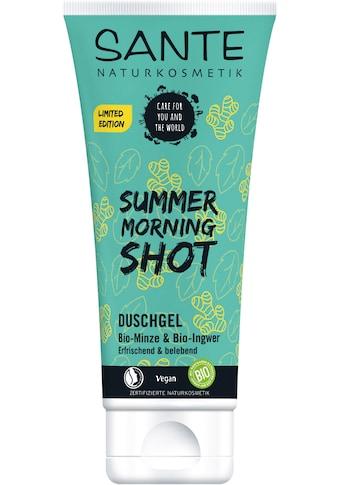 SANTE Duschgel »Summer Morning Shot« kaufen