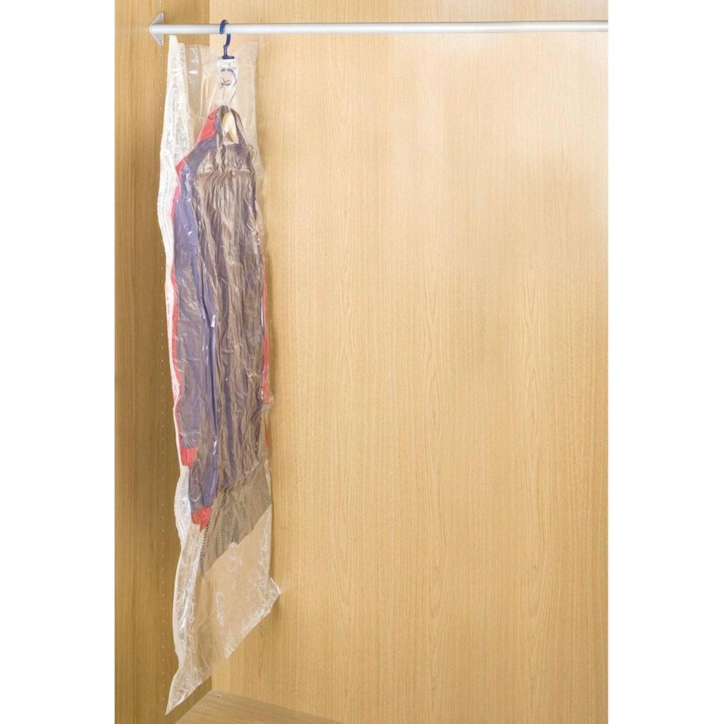 WENKO Kleidersack »Vakuum Größe L & XL«, (Set, 2 St.)