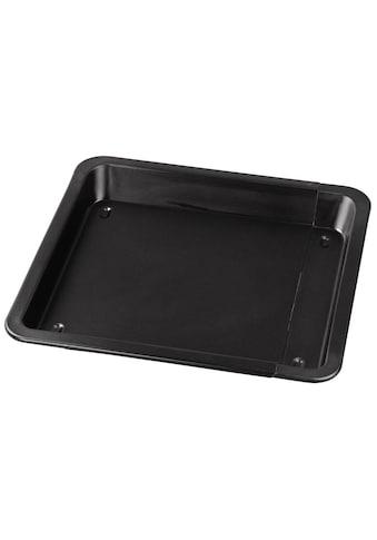 Xavax Backofenblech Backblech Blech Kuchenblech Herdblech »Ofenblech ausziehbar 33 - 52 cm« kaufen
