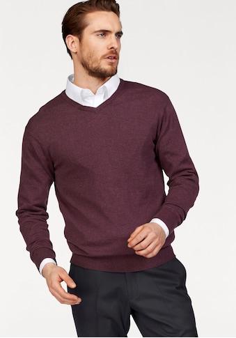 Class International V-Ausschnitt-Pullover kaufen