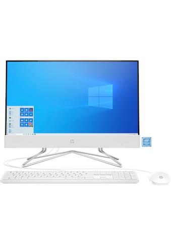 "HP All-in-One PC »22-df0002ng«, 54,61 cm (21,5""), Intel® Pentium®, 256 GB, 4 GB kaufen"