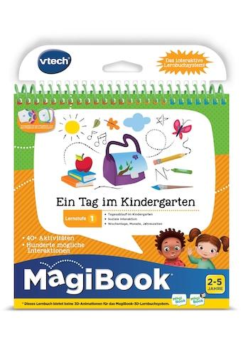 """Vtech® Buch """"MagiBook Lernstufe 1  -  Ein Tag im Kindergarten"""" kaufen"""