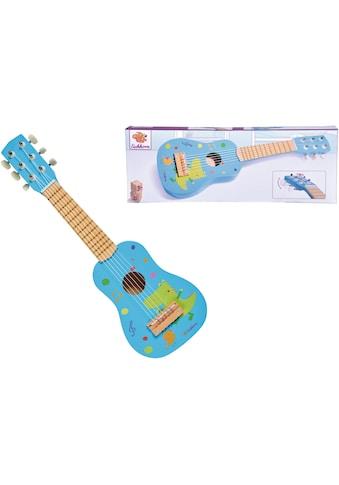 Eichhorn Spielzeug-Musikinstrument »Holzgitarre« kaufen