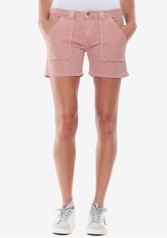Le Temps Des Cerises Shorts »OLSEN2«, mit aufgesetzten Taschen kaufen