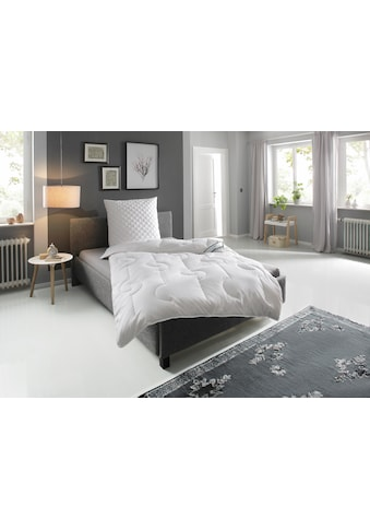 fan Schlafkomfort Exklusiv Naturfaserbettdecke »Baumwolle«, leicht, Füllung 100%... kaufen