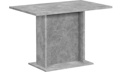 FMD Säulen - Esstisch kaufen