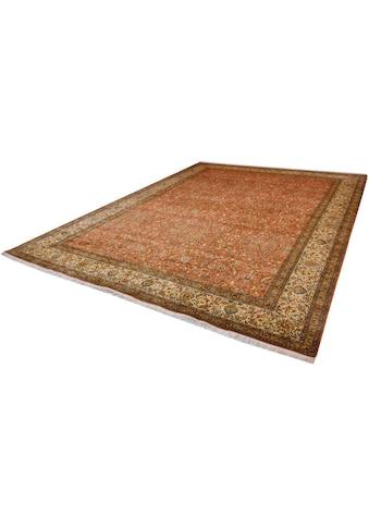 Seidenteppich, »Allover 6557«, Kayoom, rechteckig, Höhe 10 mm, manuell geknüpft kaufen