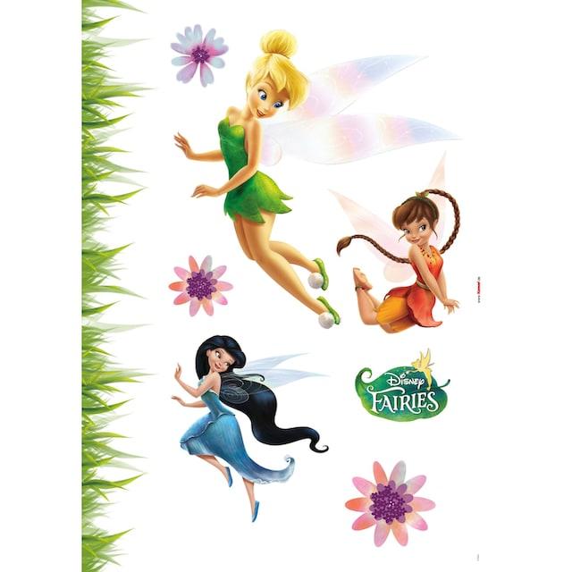 KOMAR Packung: Wandtattoo »Fairies«, 8-teilig