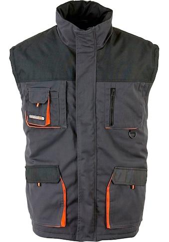 Arbeitsweste, mit praktischen Fronttaschen kaufen