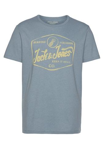 Jack & Jones T - Shirt »NAMEN TEE« kaufen