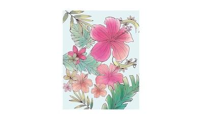 KOMAR XXL Poster »Ariel Flowers« kaufen