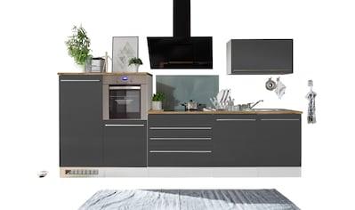 Küchenzeile »Torin«, mit E - Geräten, Gesamtbreite 320 cm kaufen