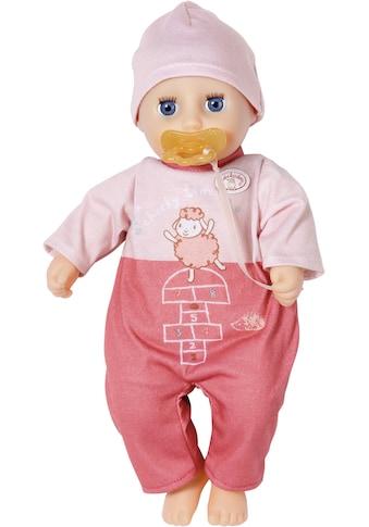 Baby Annabell Babypuppe »My First Cheeky Annabell, 30 cm«, mit Soundeffekten und Schlafaugen kaufen