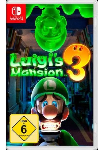 Luigi's Mansion 3 Nintendo Switch kaufen
