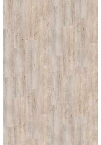 INFLOOR Teppichfliese »Velour Holzoptik Pinie hell«, selbsthaftend 25 x 100 cm kaufen