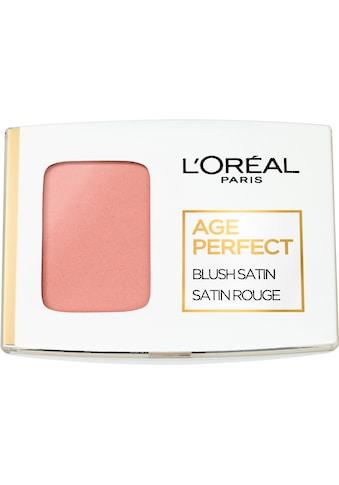 L'ORÉAL PARIS Rouge »Age Perfect Blush Satin« kaufen