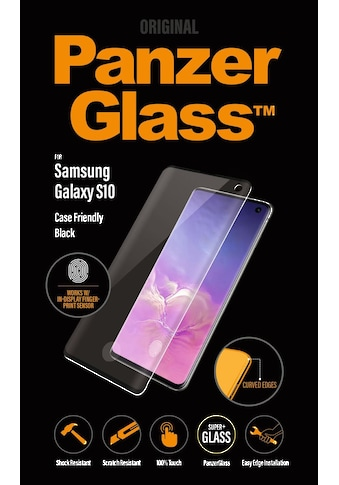 PanzerGlass Schutzglas »Samsung S10 Fingerprint Case Friendly« kaufen