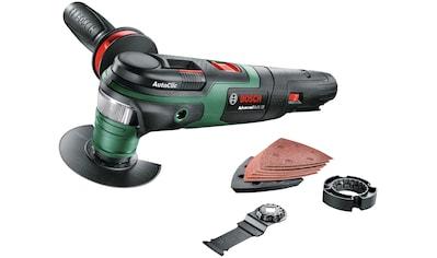 Bosch Powertools Akku-Multifunktionswerkzeug »AdvancedMulti 18«, 18 V, ohne Akku kaufen