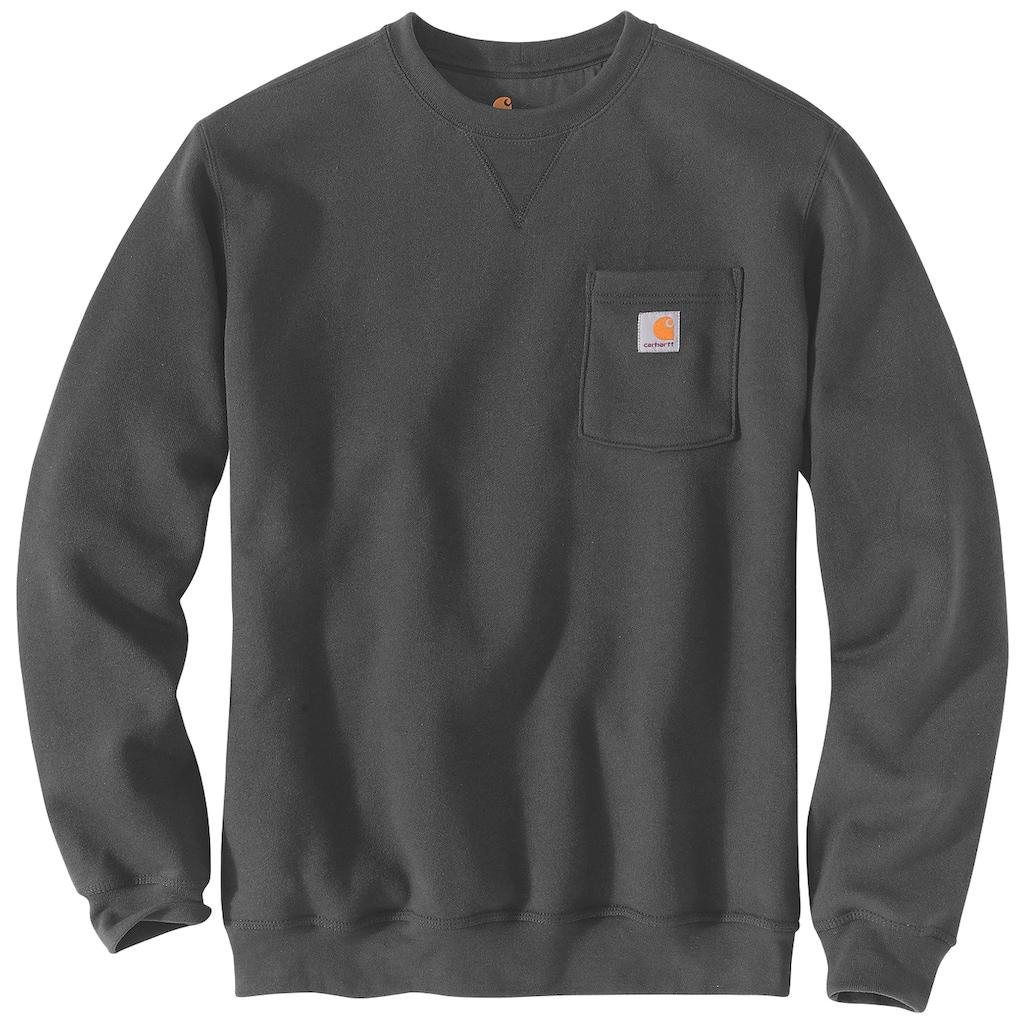 Carhartt Sweatshirt »CREWNECK POCKET SWEATSHIRT«