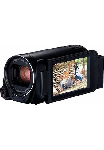 Canon Camcorder »HF-R86«, Full HD, NFC-WLAN (Wi-Fi), 32x opt. Zoom, Optischer Intelligent IS Zoom-Assistent Bildprozessor DIGIC DV 4 kaufen