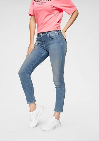 Replay Skinny - fit - Jeans »Faaby« kaufen