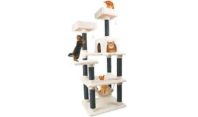 HEIM Kratzbaum »White Cat«, Gesamthöhe: 155 cm kaufen