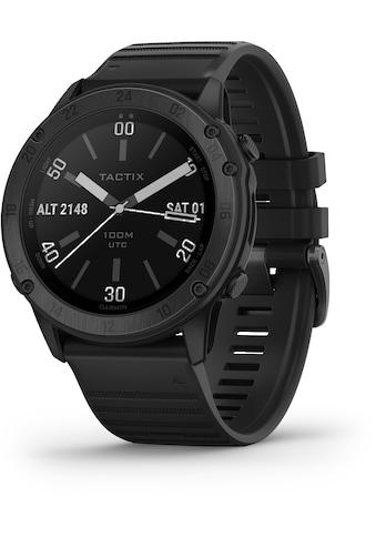 Garmin Smartwatch »Tactix Delta« (, Smartwatch kaufen