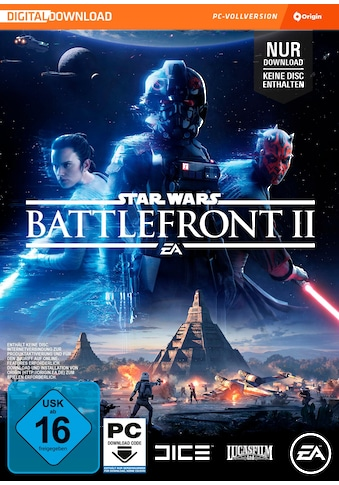 Electronic Arts Spiel »Star Wars Battlefront 2 (Code in the Box)«, PC, Software Pyramide kaufen