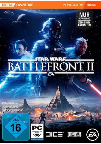 Star Wars Battlefront 2 (Code in the Box) PC kaufen