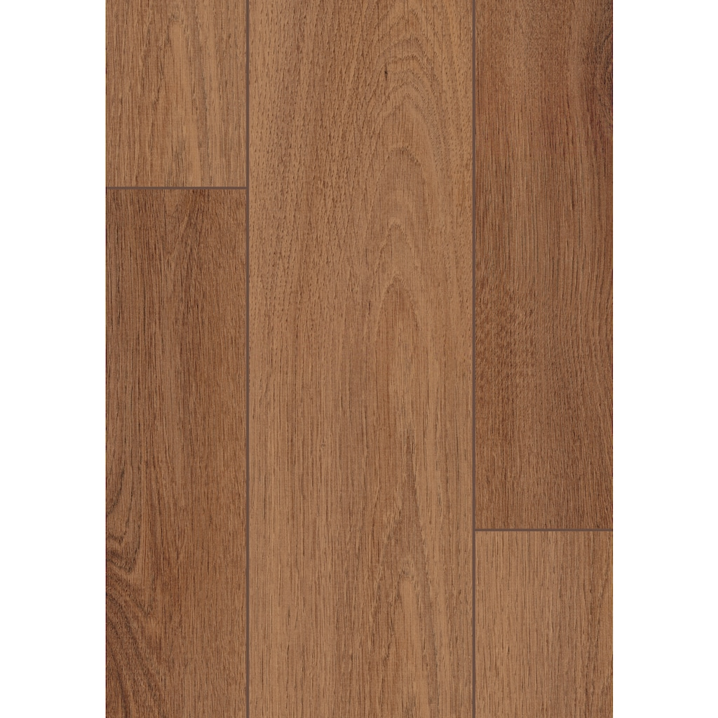 EGGER Laminat »EHL150 Birdham Eiche braun«, mit Klick-Verbindung, 1291 x 135, Stärke: 8 mm
