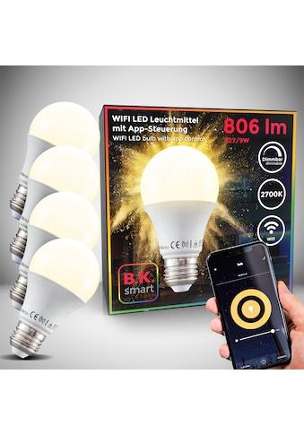 B.K.Licht LED - Leuchtmittel, E27, Warmweiß kaufen