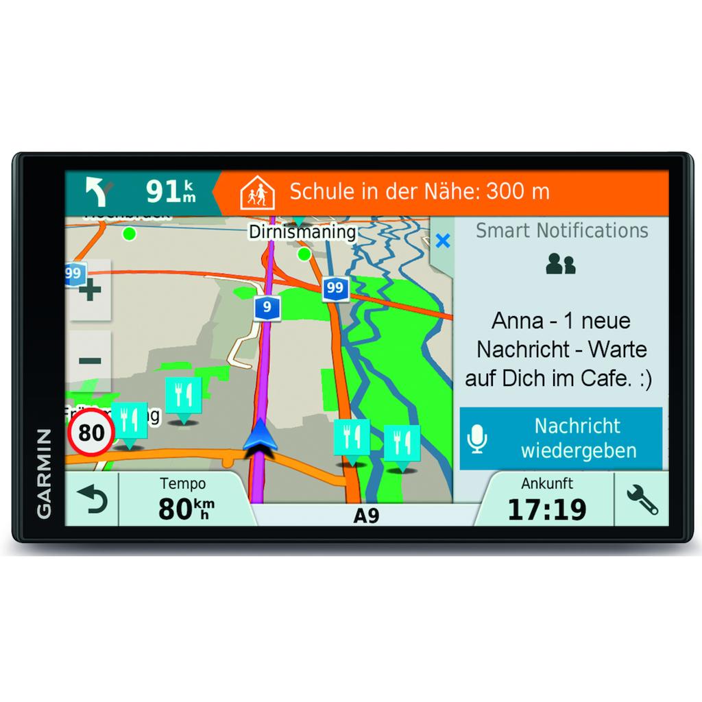 Garmin Navigationsgerät »DRIVE Smart 61 LMT-D CE«