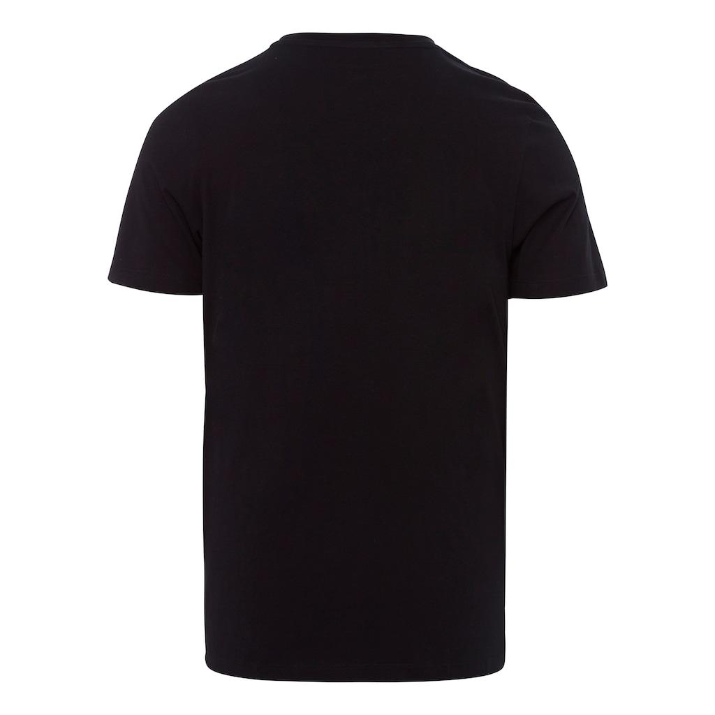 Jack & Jones T-Shirt »SPLASH CORP LOGO TEE«