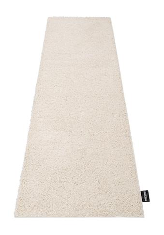 Hochflor - Läufer, »Shaggy Soft«, Bruno Banani, rechteckig, Höhe 30 mm, maschinell gewebt kaufen