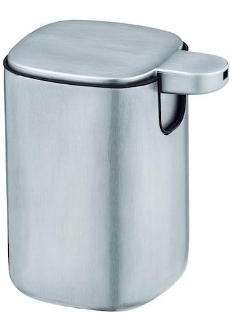 WENKO Seifenspender »Alassio«, aus Edelstahl, Füllmenge: 230 ml kaufen