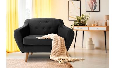 andas Sessel »Renne«, mit Heftung im Rücken im skandinavischem Stil kaufen