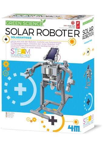 4M Experimentierkasten »Green Science - Solar Roboter« kaufen