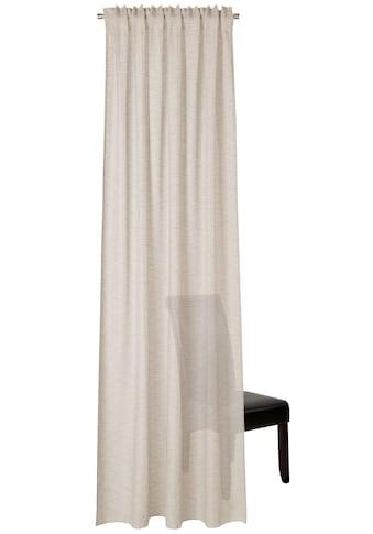 Vorhang, »Biella«, Neutex for you!, verdeckte Schlaufen 1 Stück kaufen