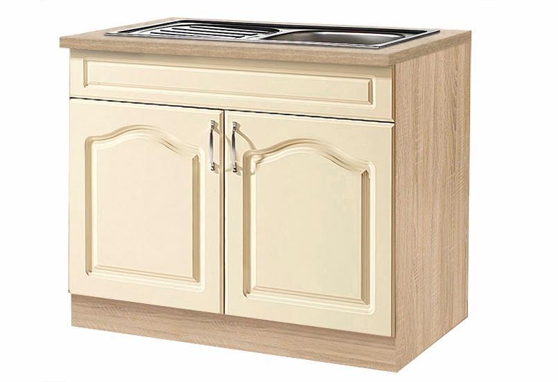 wiho Küchen Spülenschrank »Linz«   Küche und Esszimmer > Küchenschränke > Spülenschränke   wiho Küchen