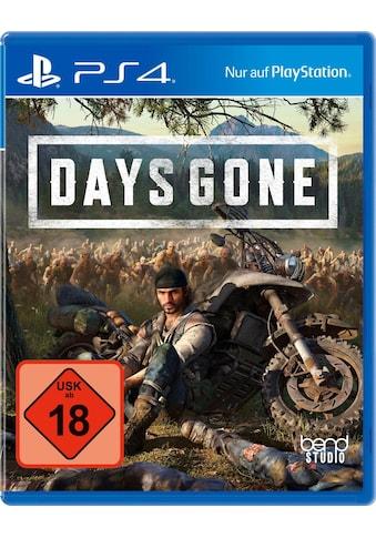 Days Gone PlayStation 4 kaufen
