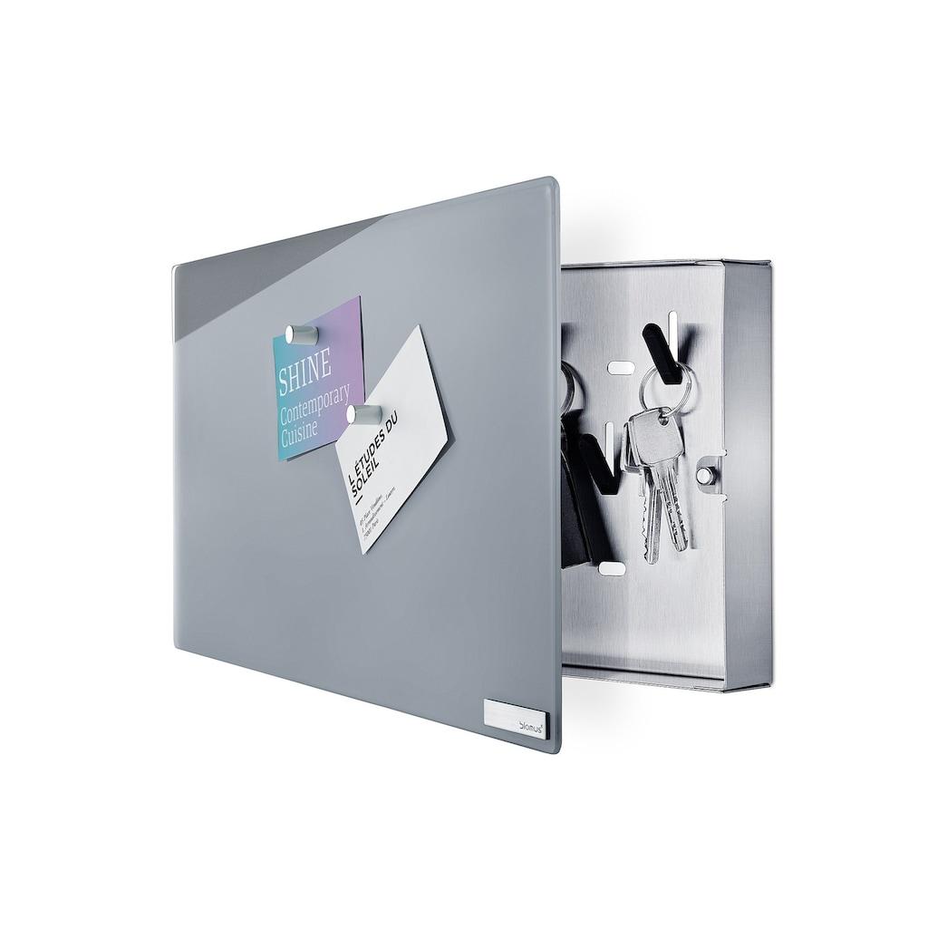 BLOMUS Schlüsselkasten »VELIO«, Glasmagnettafel