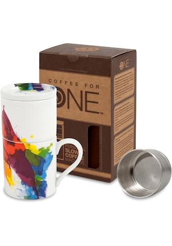 Könitz Kaffeebereiter »One colour Flow«, Coffee for one kaufen