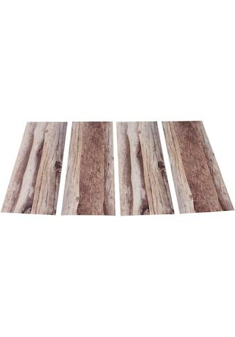 MySpotti Duscheinlage »Klebefliese Stepon Dschungelbrücke«, antirutsch kaufen