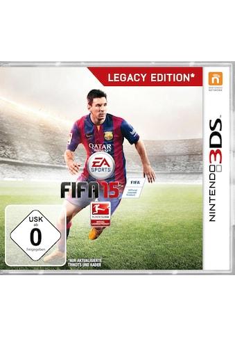 Fifa 15 Legacy Edition Nintendo 3DS kaufen